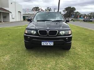 2003 BMW X5 Wagon Sport Automatic Maddington Gosnells Area Preview