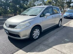 2007 Nissan Tiida ST Automatic Hatchback Fawkner Moreland Area Preview