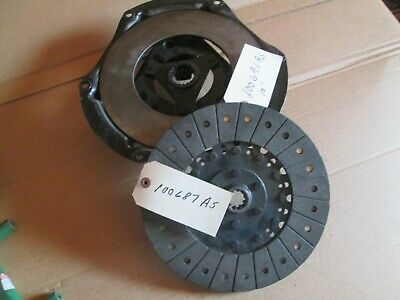 Oliver Tractor Super55 550 Brand New 10 Clutch And Pressure Plate Nos