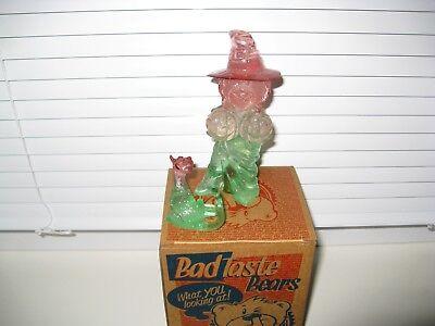 B Bear 343 - Magic Meg Candy Clear Halloween 2012 (NEU/OVP) (Taste Candy)
