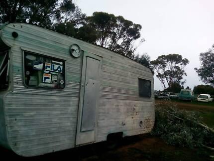 Caravan swap
