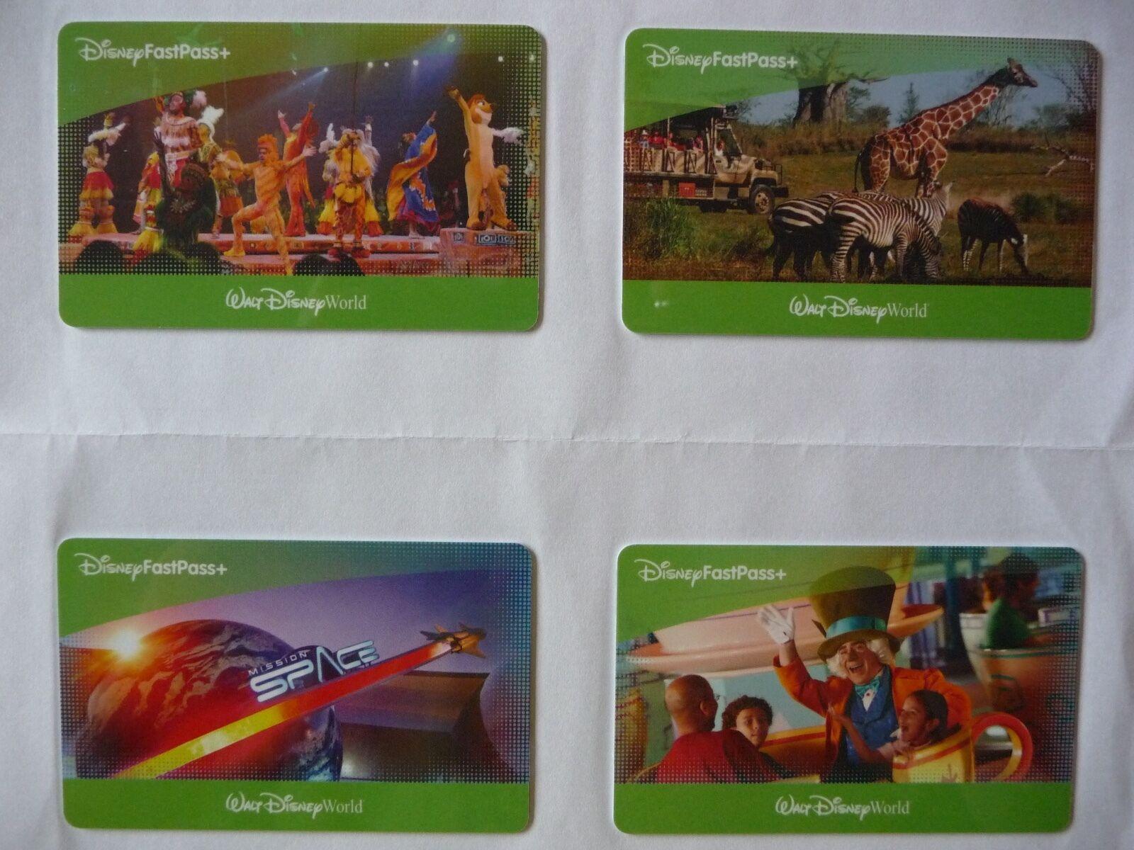 One (1) Day Park Hopper Ticket/Pass - Disney World, Magic Kingdom, Epcot, etc.