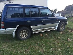 WRECKING - 1998 Mitsubishi Pajero Wagon Brighton Brighton Area Preview