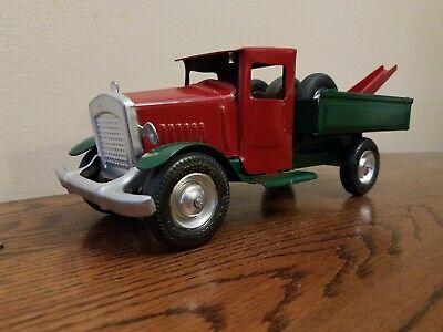 Vintage Metalcraft Goodrich Silvertown Tires Tow Truck - 1930's - Rare! *Look*