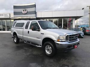 2003 Ford F-250 SUPER DUTY Lariat FX4 4X4 DIESEL 184Km NEW EGR D