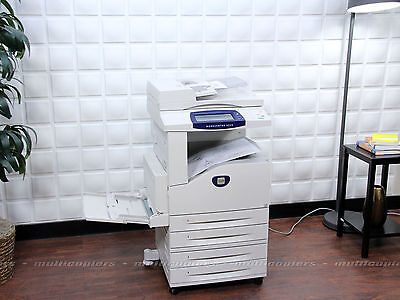 Xerox Workcentre 5225 Mono Mfp Copier Printer Scanner Fax Ifax E-mail 5230