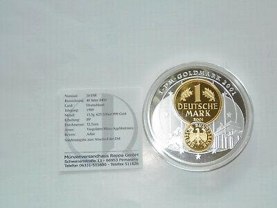 Gebraucht, 1 DM  - Goldmark gebraucht kaufen  Puchheim