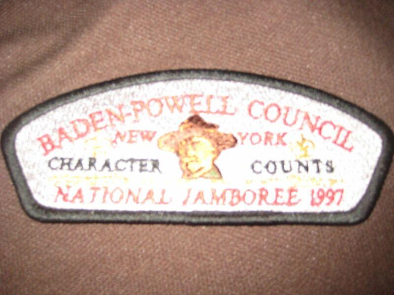 Baden-Powell 1997 NJ jsp