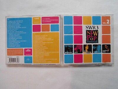 SWR3 New Pop Festival Vol.2 (2008) ,40 Tracks auf 2 CDs online kaufen