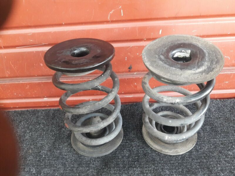 1998 99 96 97  BMW Z3 1.9 REAR COIL SPRINGS OEM #2