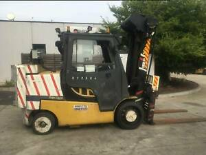 H12584 8.0T Diesel Counterbalance Forklift Truganina Melton Area Preview