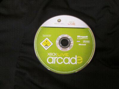 XBOX 360 : XBOX LIVE ARCADE - ITA ! Solo disco ! CONSEGNA IN 24/48H !, usado comprar usado  Enviando para Brazil