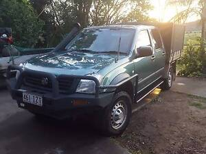 2003 Holden Rodeo Ute Airlie Beach Whitsundays Area Preview