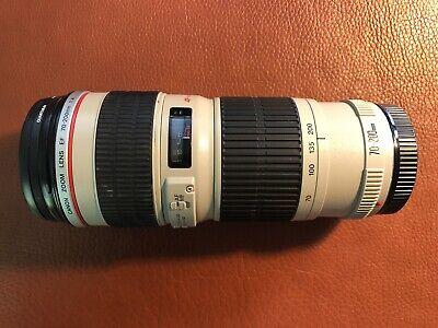Canon EF 2578A002 70-200mm f/4L USM Lens