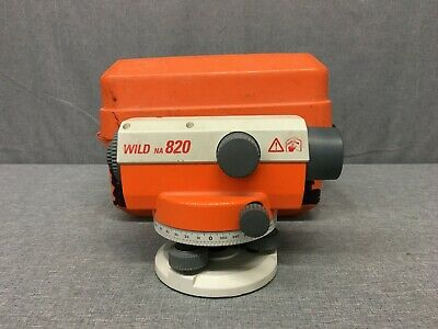 Leica Wild Heerbrugg Na 820 Automatic Optical Level-