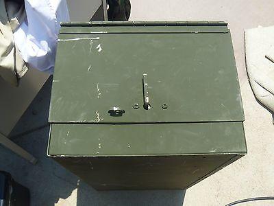 Local Pickup Military Green Foot Locker 30X12x16 Personal Storage Locker 80160