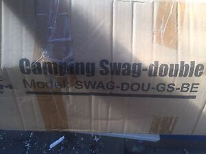 Double Camping  swag Bayswater Knox Area Preview