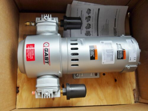 Gast 3Hbb-19-M323 Compressor Piston Pump (24 Volt) -New