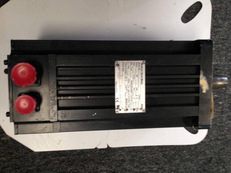 Used Asai Modicon S74d-f00-f010 Servo Motor, 4.43hp, 2433-rpm, 230vac Cgd31  Ea