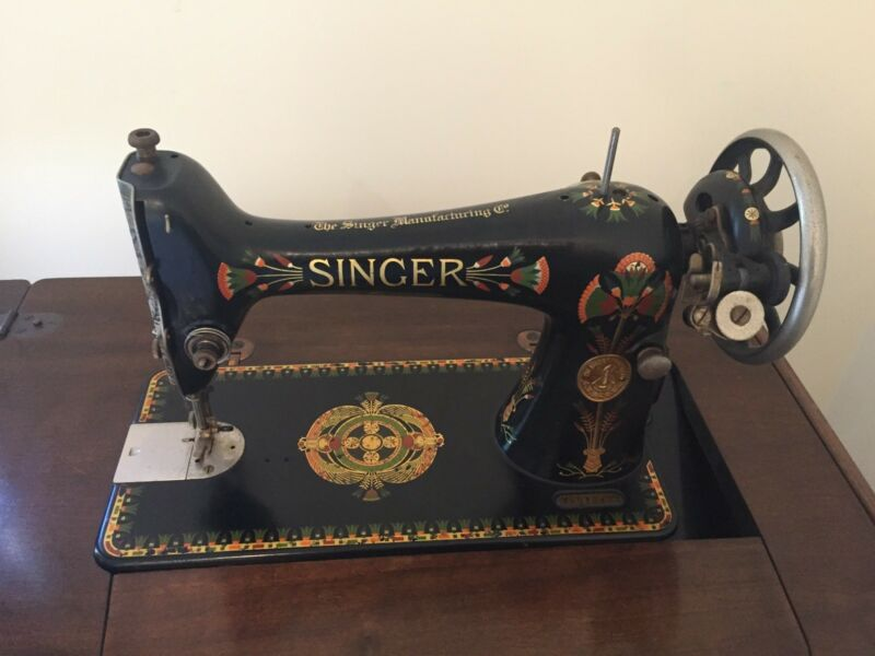 Vintage 40 Singer Sewing Machine With Cabinet Antiques Gumtree Delectable 1935 Singer Sewing Machine