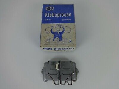 Film Splicer Cutter Trimmer Vintage ISING Germany 8 / 16mm Audio Film Photos for sale  Shipping to Ireland