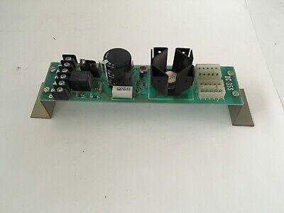 Siemens Cerberus Pyrotronics Dc-355 Fire Alarm System 3 Control Panel Card