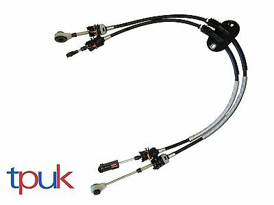 BRAND NEW OE GEAR SELECTOR CABLES CABLE TRANSIT CONNECT 1.8 TDCi TDi 2004 - 2013