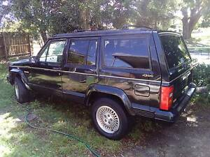 1998 Jeep Cherokee Wagon Rowville Knox Area Preview