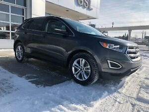 2016 Ford Edge SEL W/ V6, AWD, Leather, Sunroof, Navigation