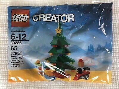 LEGO Creator 30286 Christmas Tree. New Sealed Bag. 65 Pcs