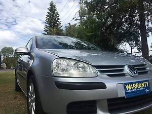 2005 Volkswagen Golf Hatchback/ 12 MONTHS WARRANTY/ 6 MONTHS REGO Yeerongpilly Brisbane South West Preview