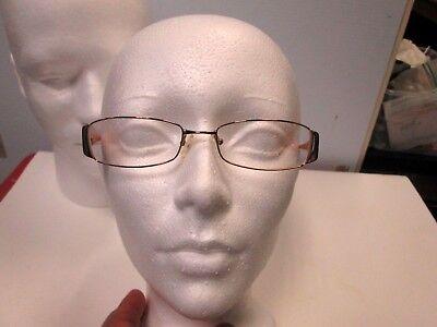 Genuine VERSACE EYEGLASSES 1084 1052 52 17 135 Italy frame Prescription XR (Real Versace Glasses)