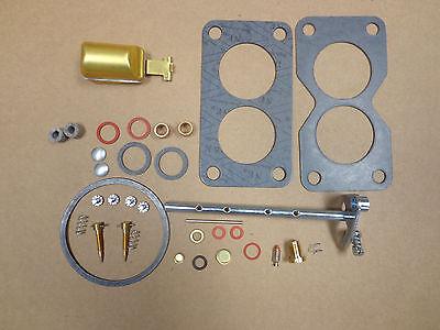 John Deere 50 520 530 Carburetor Carb Kit With Throttle Shaft Float