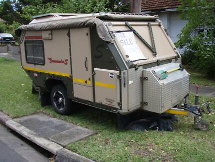 Conqueror Commander S camper trailer Hurstville Hurstville Area Preview