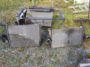 FORD 7.3 AND 6.0 INTERCOOLERS AND 6.0 VAN