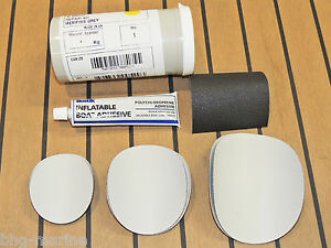Avon Inflatable Dinghy Repair Kit - Hypalon Memphis Grey V00529