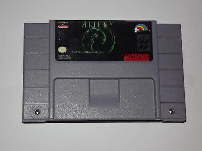 Alien 3 (Super Nintendo Entertainment System, 1993) SNES segunda mano  Embacar hacia Mexico