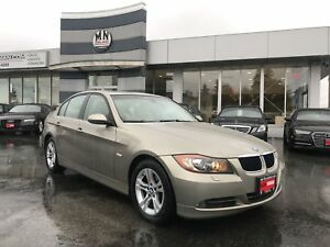 2008 BMW 3 Series 328xi AWD Fully Loaded Only 124, 000Km