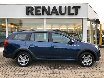Dacia Logan Stepway Blue dCi 95