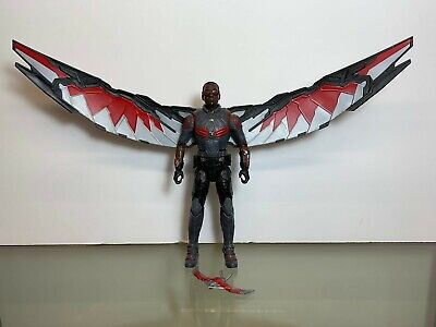 Marvel Legends Falcon Civil War (Walmart Exclusive) complete, loose figure