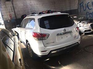 Wrecking Nissan Pathfinder 2015 Salisbury Brisbane South West Preview