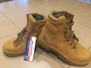 BRAND NEW!! Steel Blue Work Boots Size 8 Hadfield Moreland Area Preview