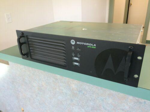MOTOROLA XPR8300 UHF 450-512 MHz 45 Watt Digital Repeater AAM27TRR9JA7AN