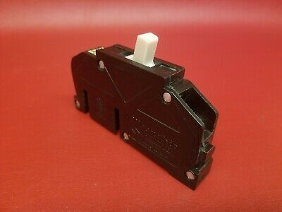 25a Zinsco T125 Type T Magnetrip 1 Pole 25 Amp Circuit Breaker-can Be Feed Thru