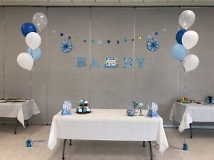 Baby shower baby decoration
