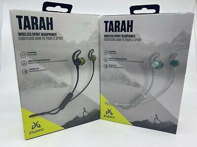 Jaybird - Tarah Wireless In-Ear Headphones - Black Metallic/Flash or Nimbus Gray