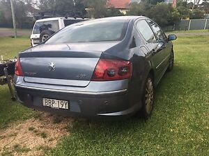 Peugeot 407 Toronto Lake Macquarie Area Preview