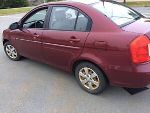 2008 HYUNDAI ACCENT NEW 2YR MVI!!! 2990.00