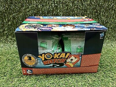 YO-KAI Watch Series 3 Medals Blind Bags 24 Packets In Display Box - New Sealed