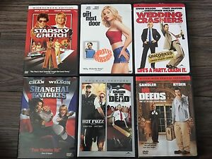 Comedies on DVD